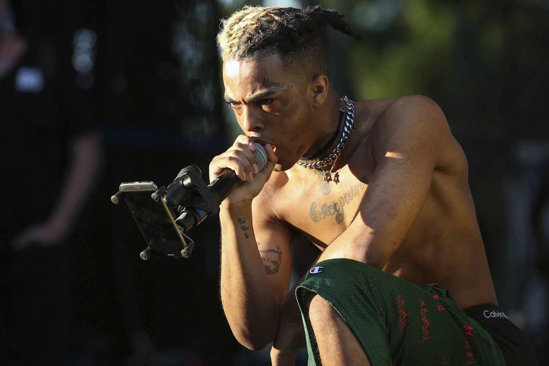 XXXTentacion au Rolling Loud Festival, Miami, ISOPIX/Matias J. Ocner/Miami Herald