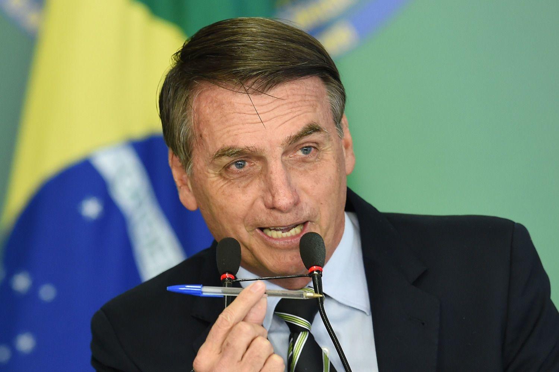 Jair Bolsonaro, AFP/Evaristo Sa