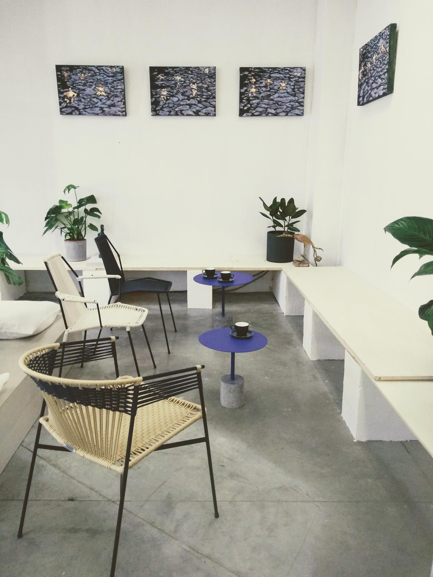 Edo: er is ook plaats voor events & koffie, Sophie Peelman