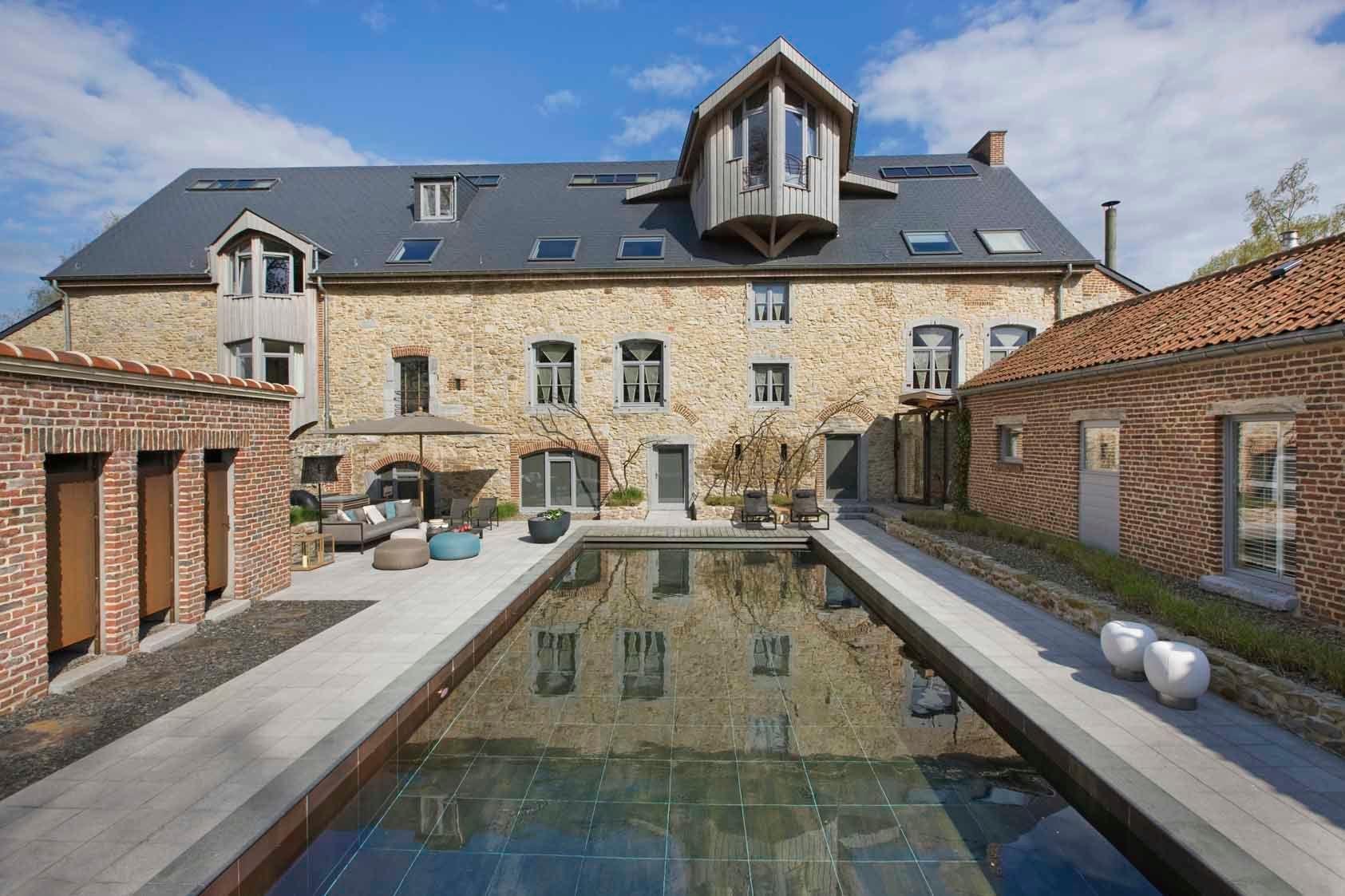 Le NE5T Hôtel & Spa, sur les hauteurs de la citadelle, à Namur., PG