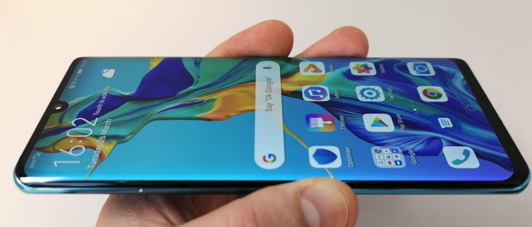 Huawei P30 Pro, KVdS