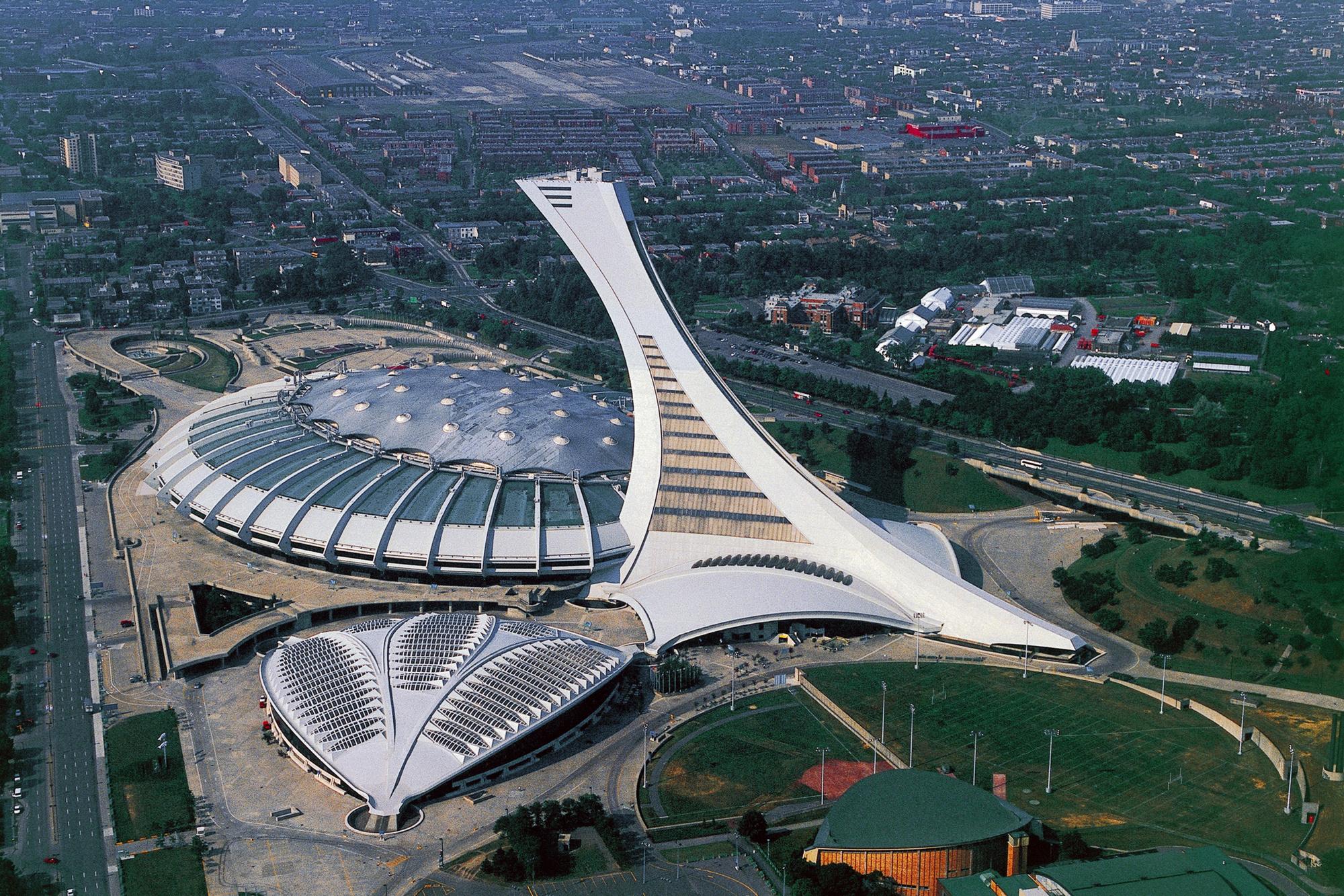 Stade Olympique de Montréal, Getty Images