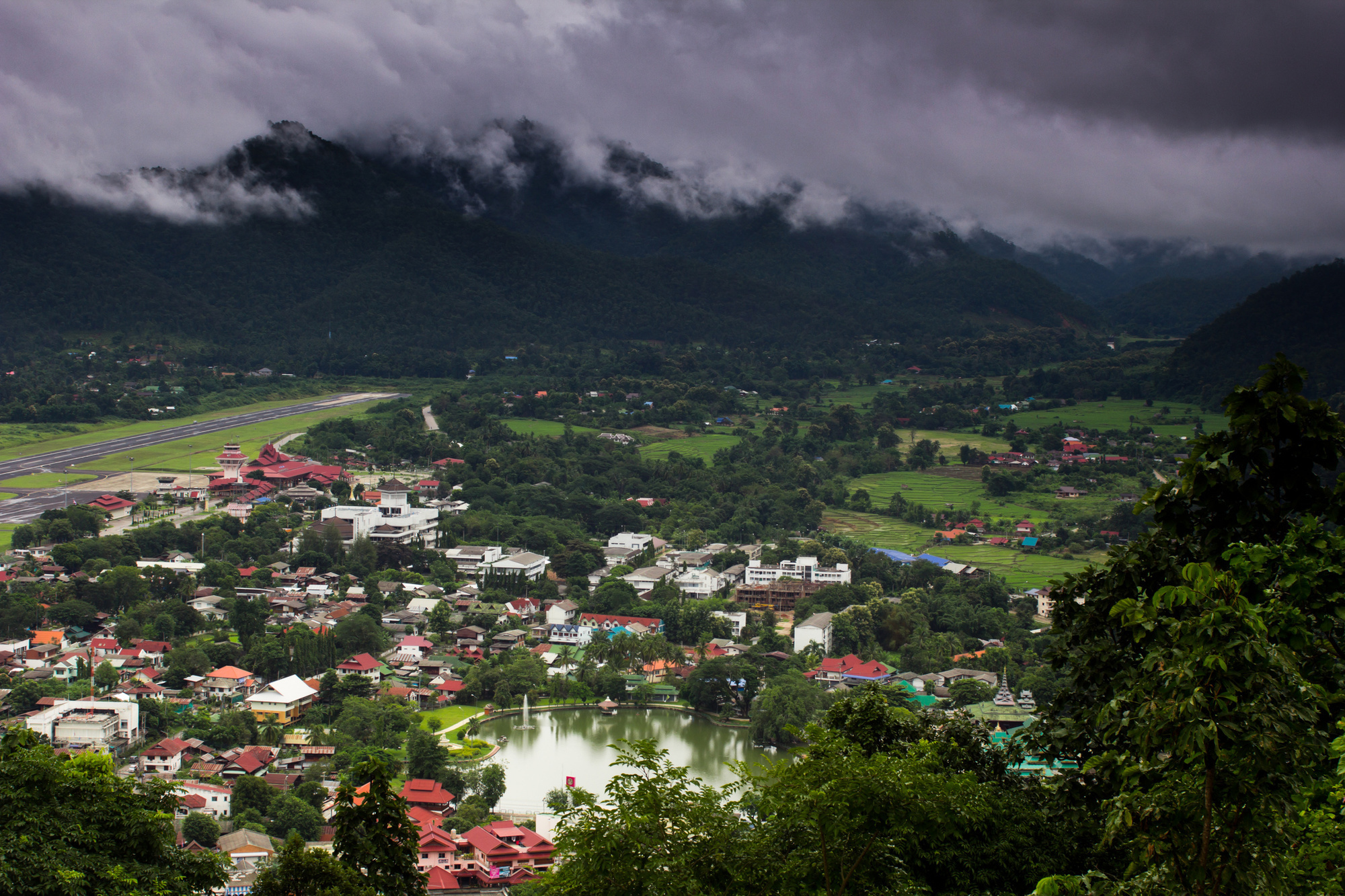 Mae Hong Song, Getty Images