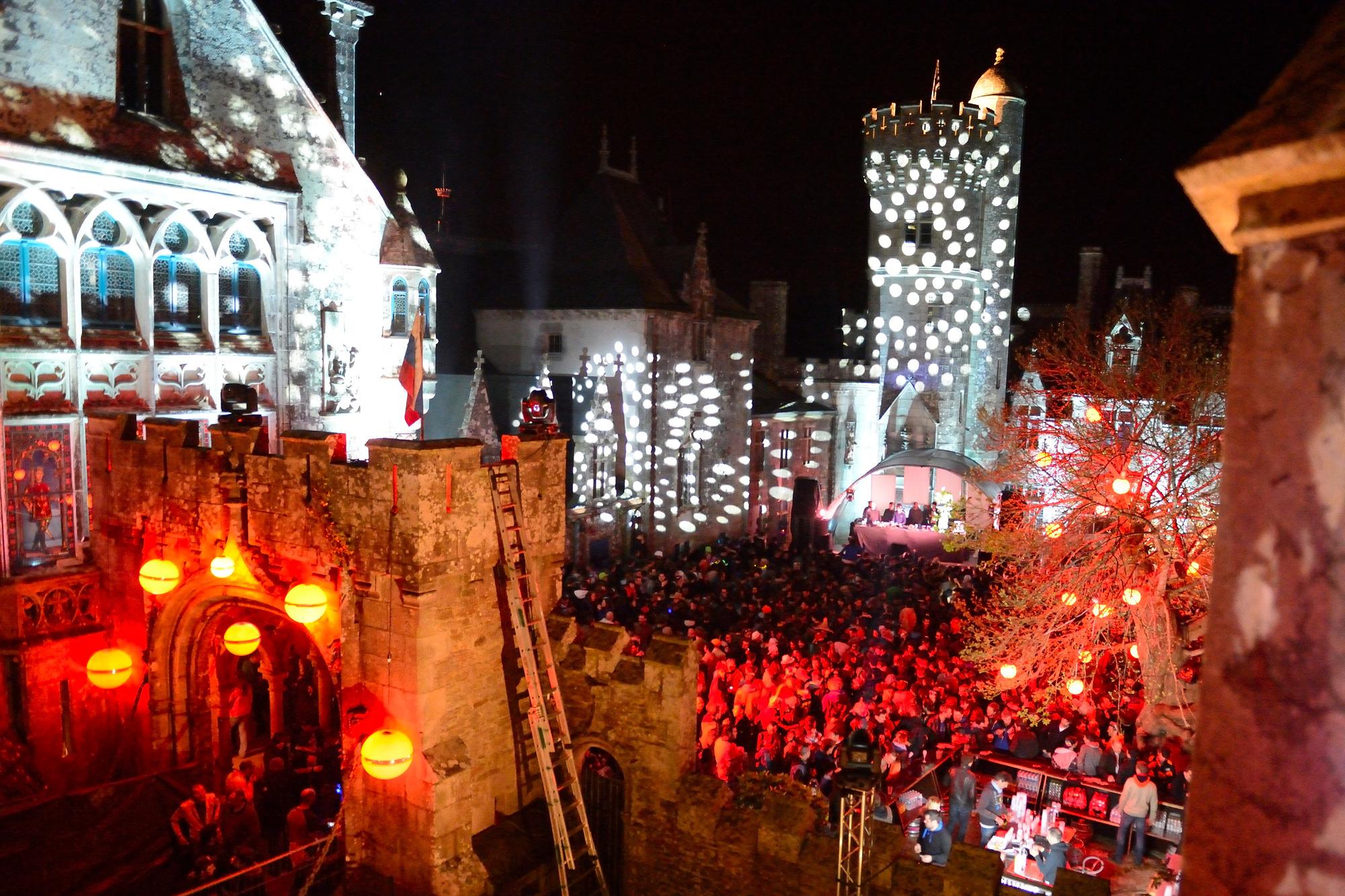 Het kleurrijke festival van Cornouaille., Ronan Gladu