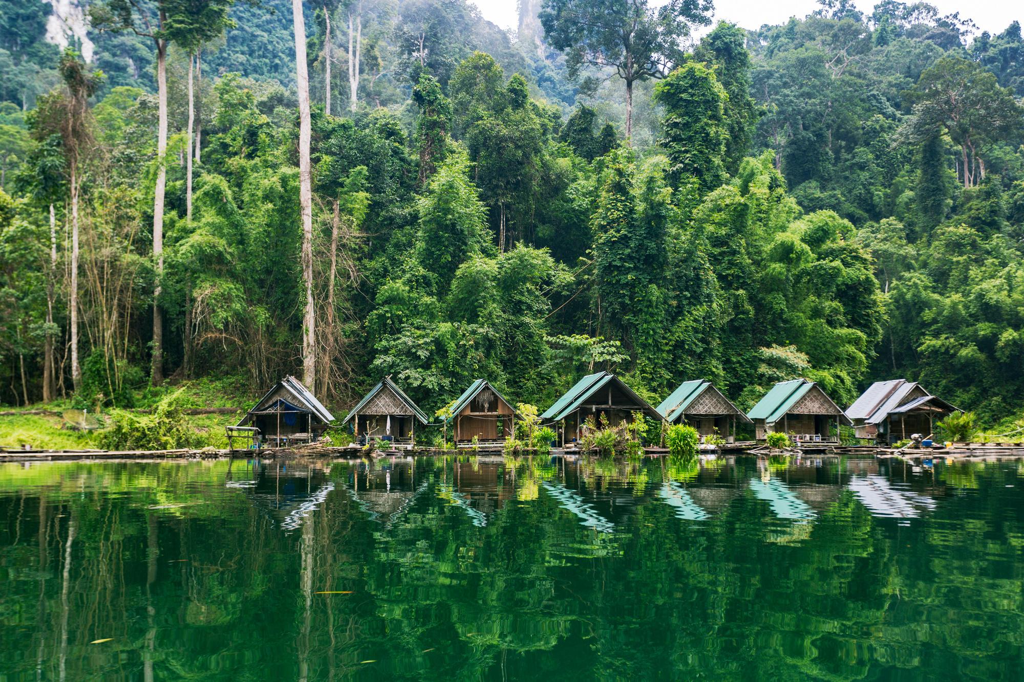 Khao Sok Nationaal Park, Getty