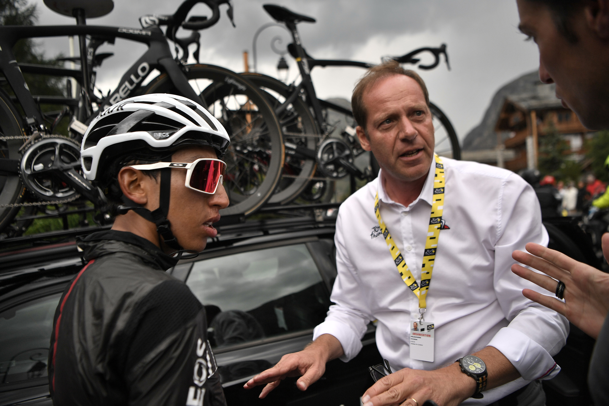 Brailsford: Tour de France