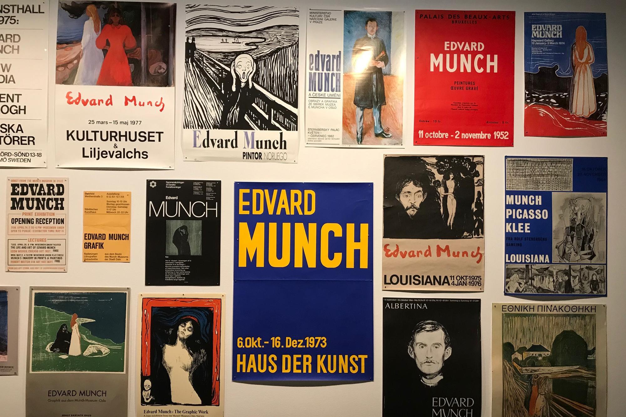 Het museum heeft in sterke mate bijgedragen tot de Munch-hype in de hele wereld., WS