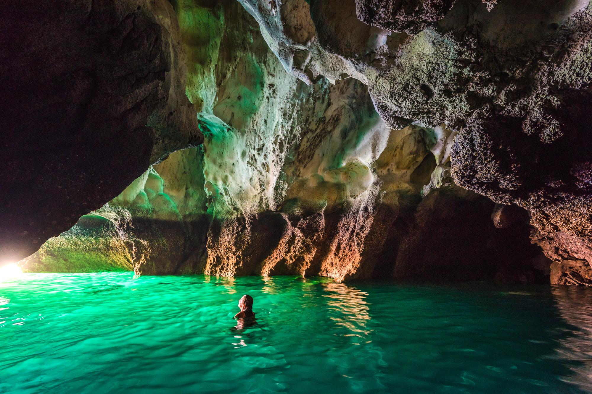 Grotte de Morakot , Getty Images
