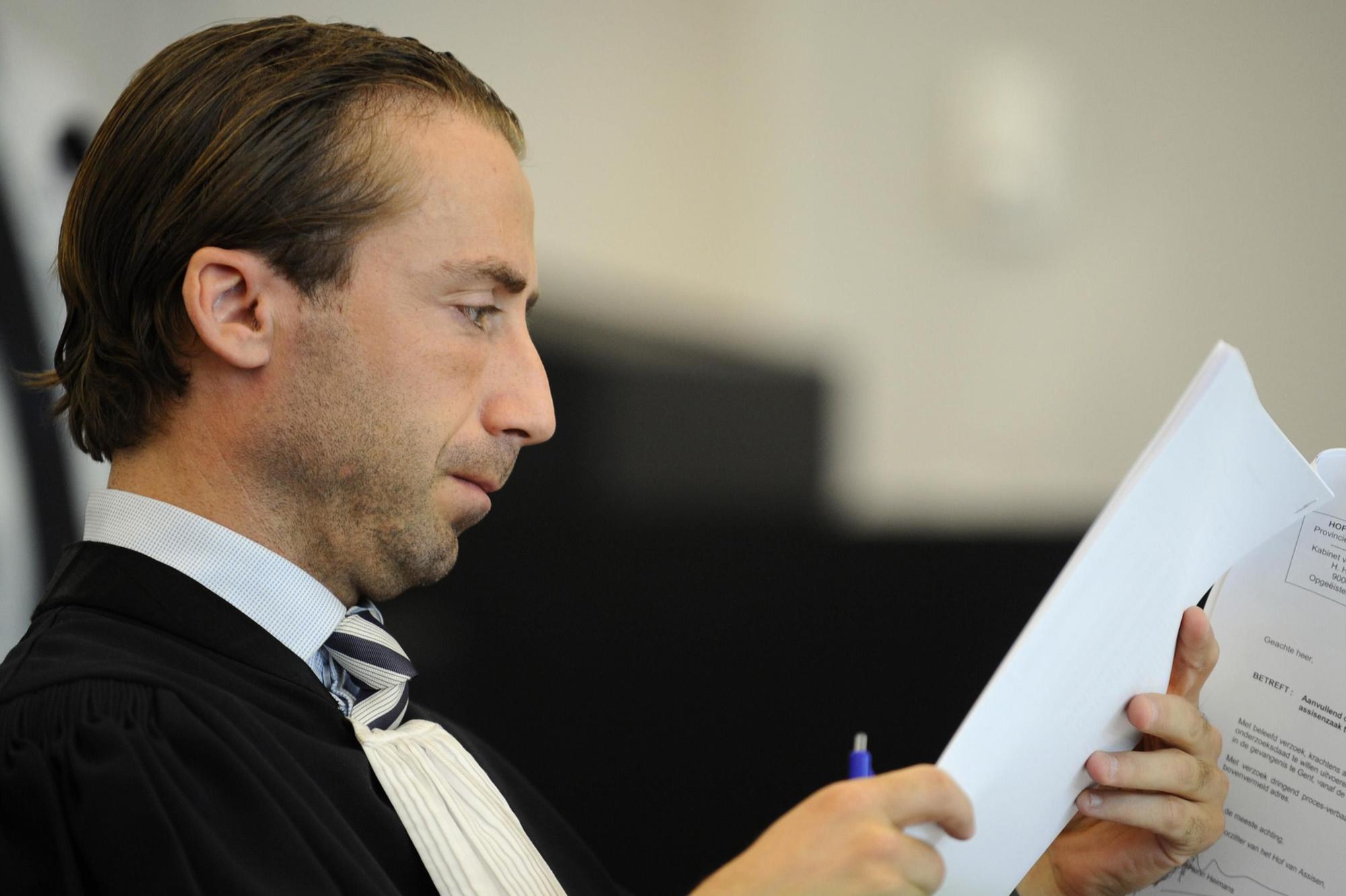 Beerschotadvocaat Thomas Gillis snapt niet dat een veroordeling voor matchfixing geen grond vormt om een proflicentie in te trekken: 'Ook op dat punt is het bondsreglement ontoereikend.', Belga Image
