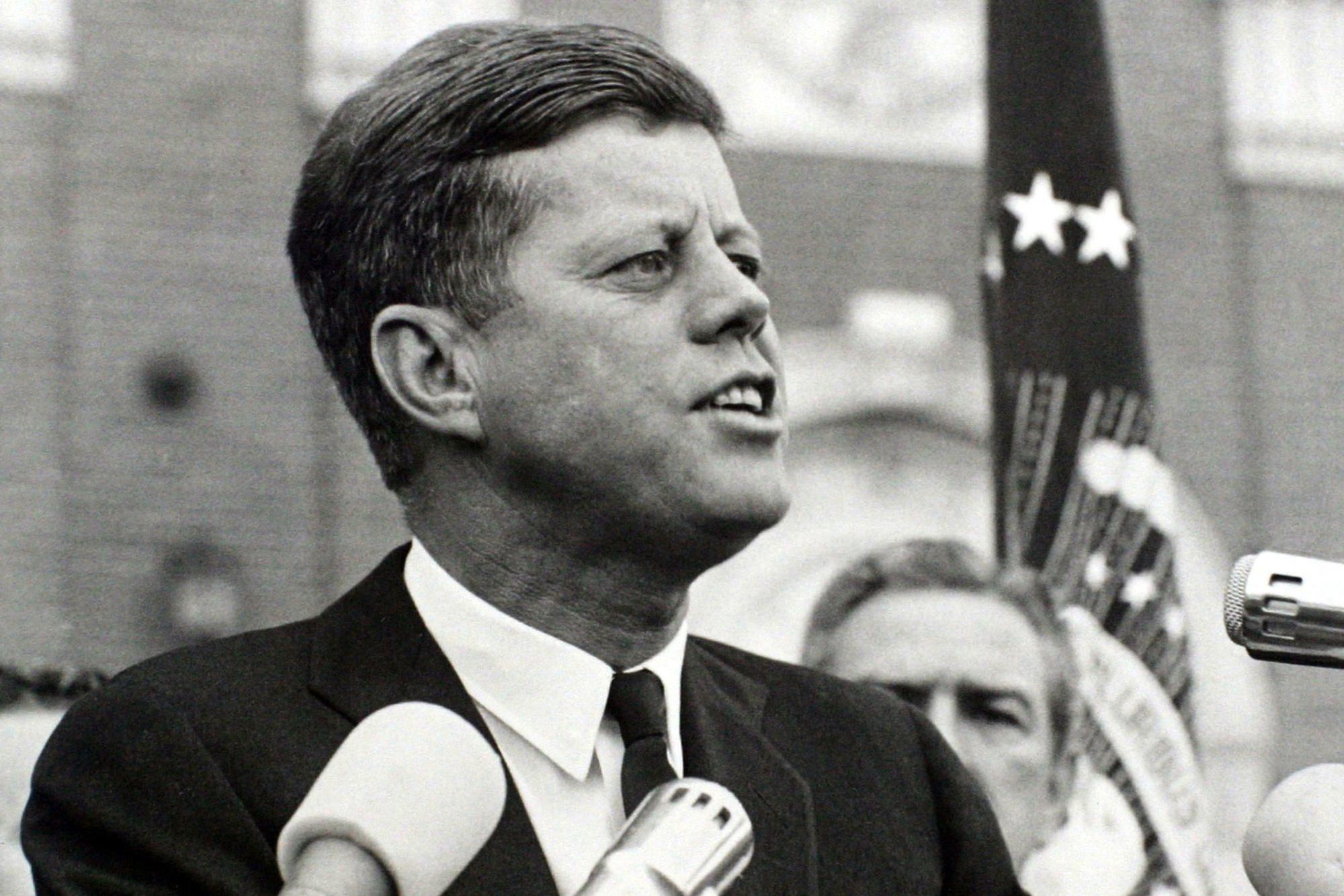 John Fitzgerald Kennedy., Reuters