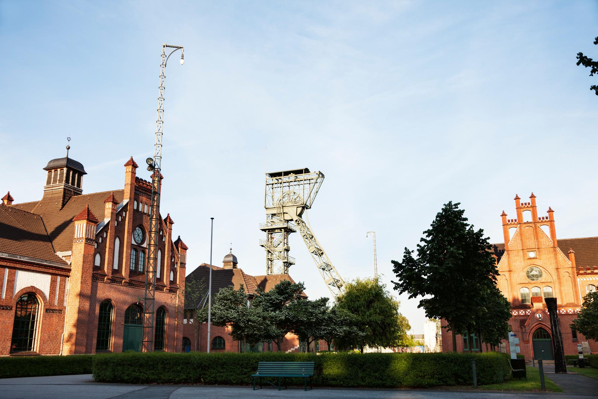Architecture à Dortmund, Getty