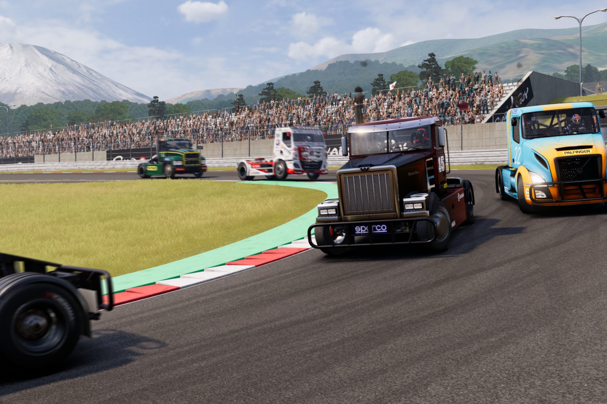 Euro Truck Racing Championship, Neopica