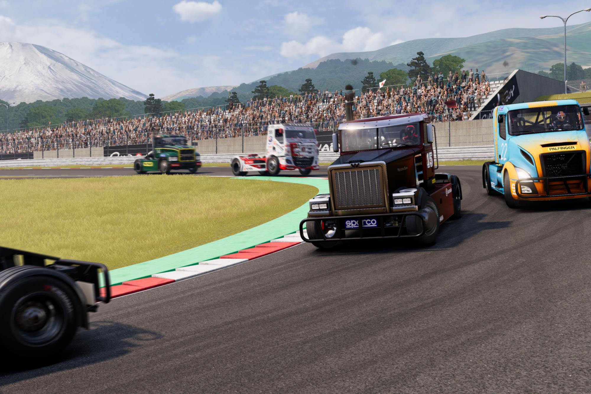 Euro Truck Racing Championship, Neopica