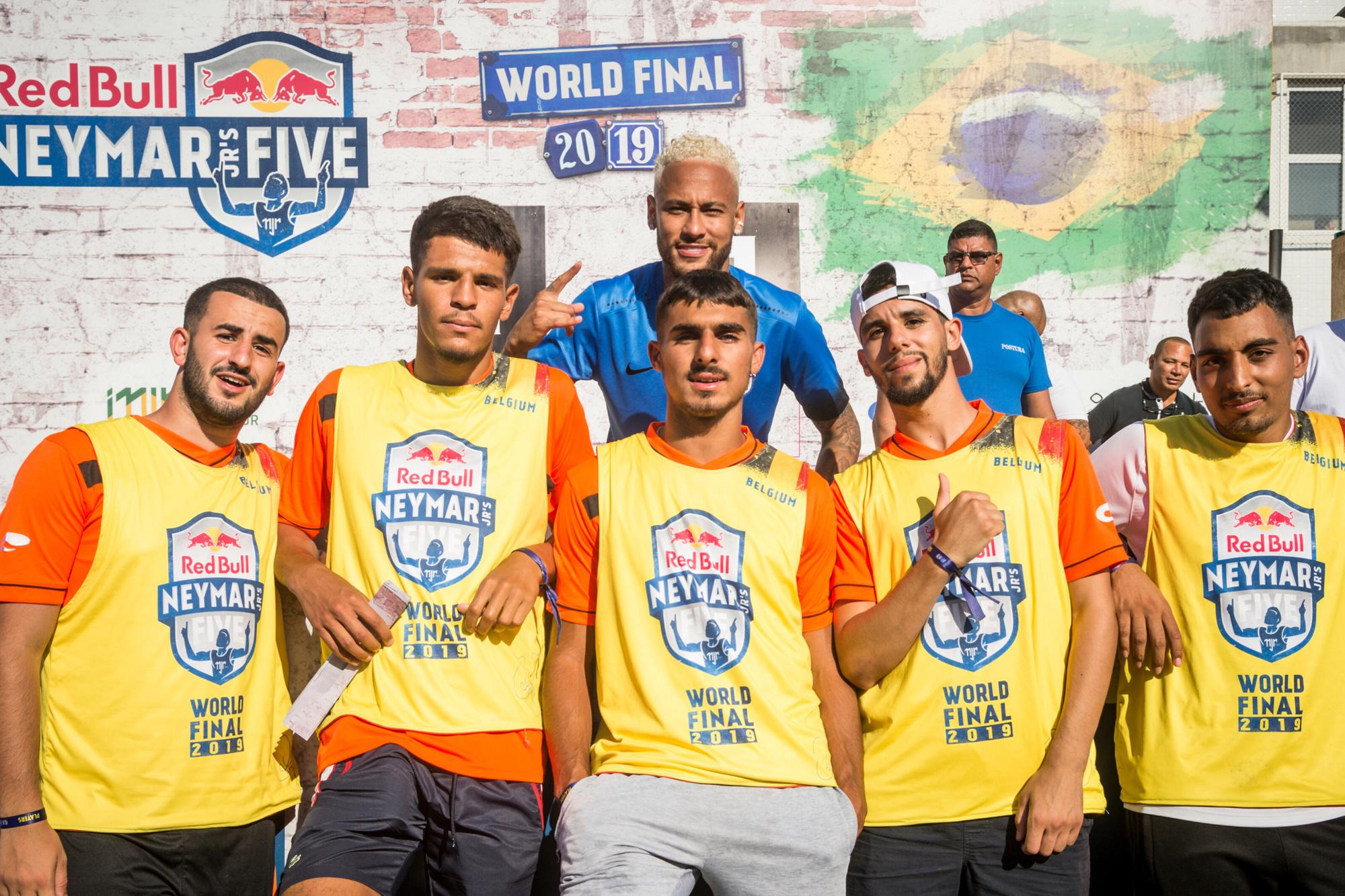 Miramas 13 met Neymar Jr., RedBullContentPool