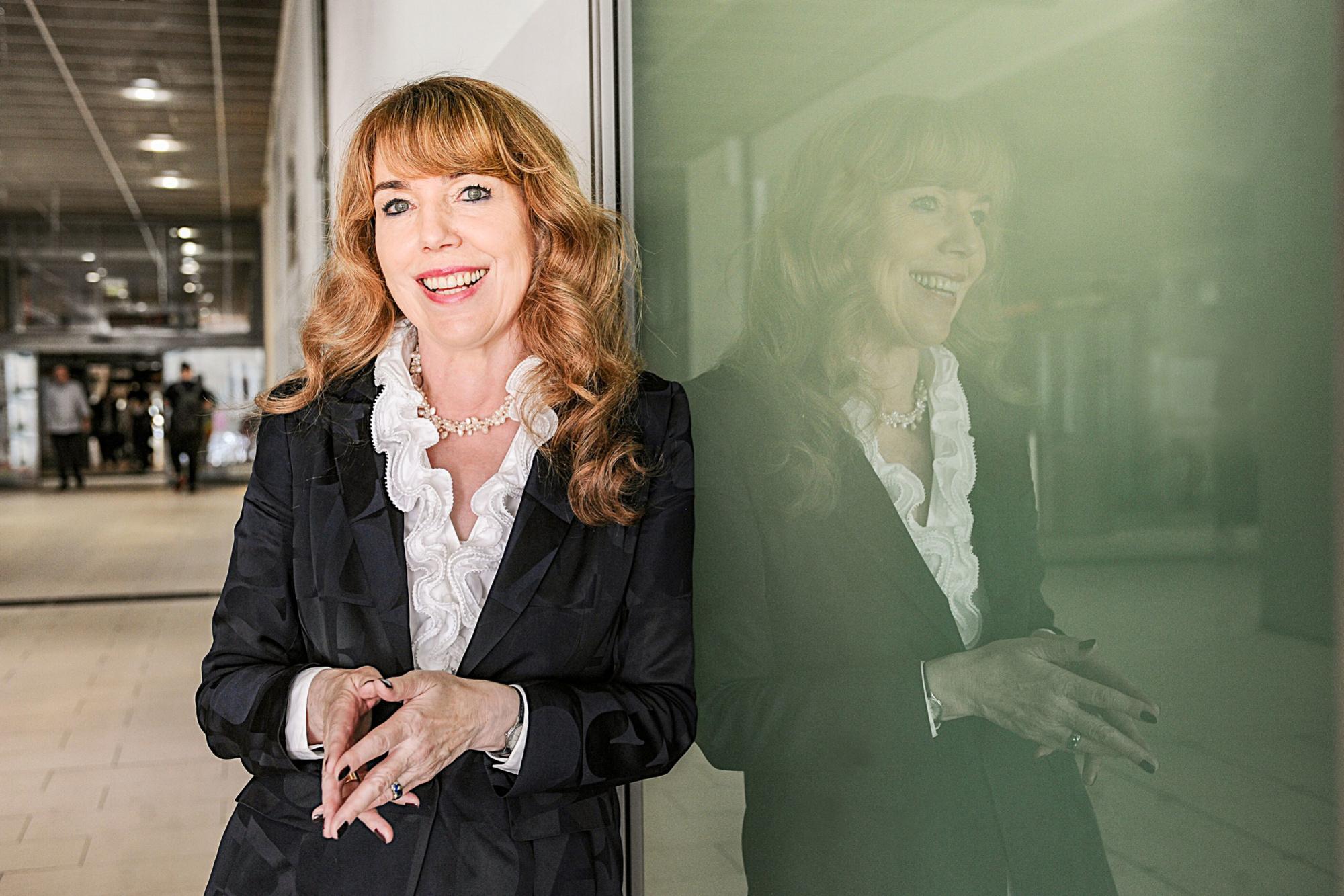 Eveline Pupeter, CEO van Emporia.