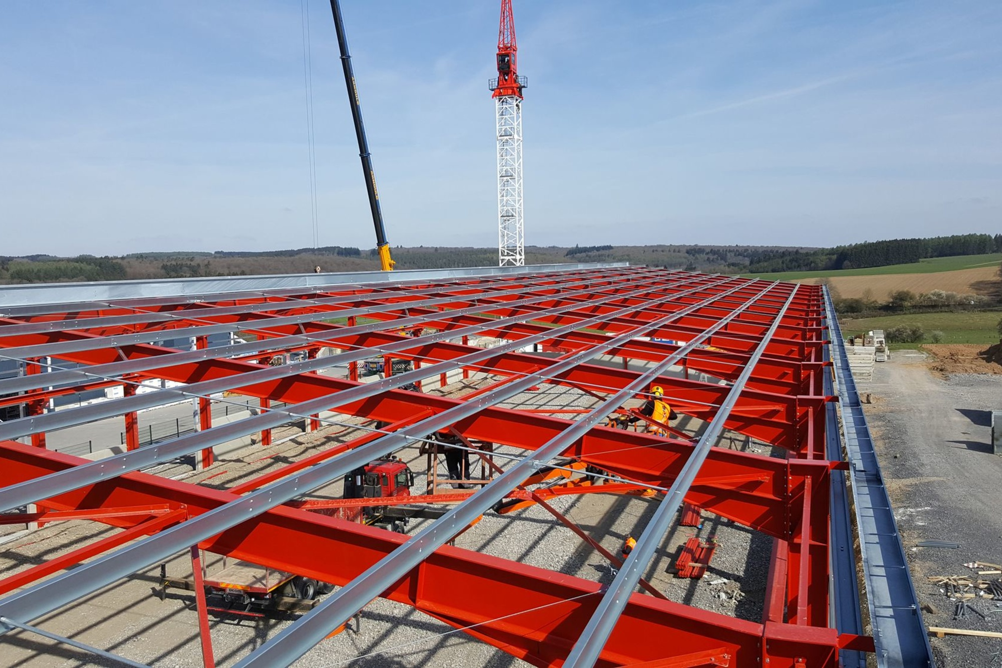 Clarinval Constructions, -