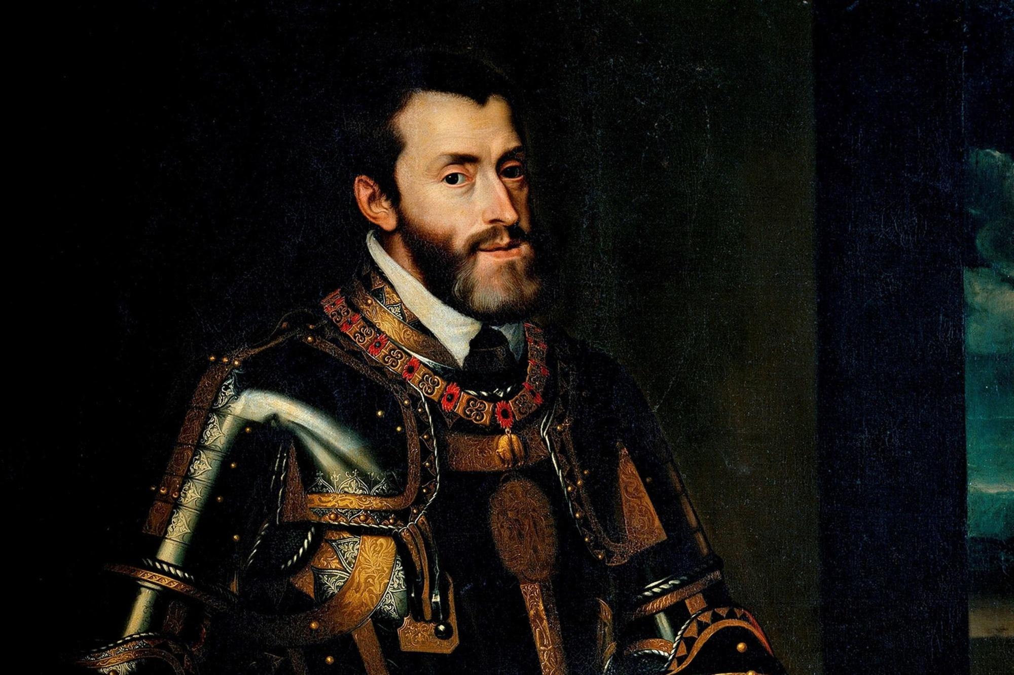 Charles Quint, BELGAIMAGE