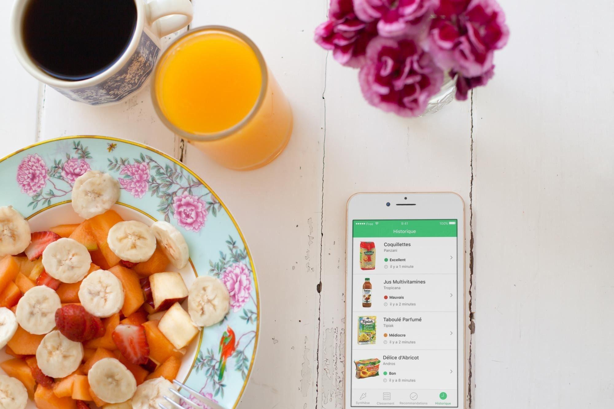 Yuka vous aide à manger plus sainement et à mieux choisir vos produits dans les grandes surfaces, Yuka
