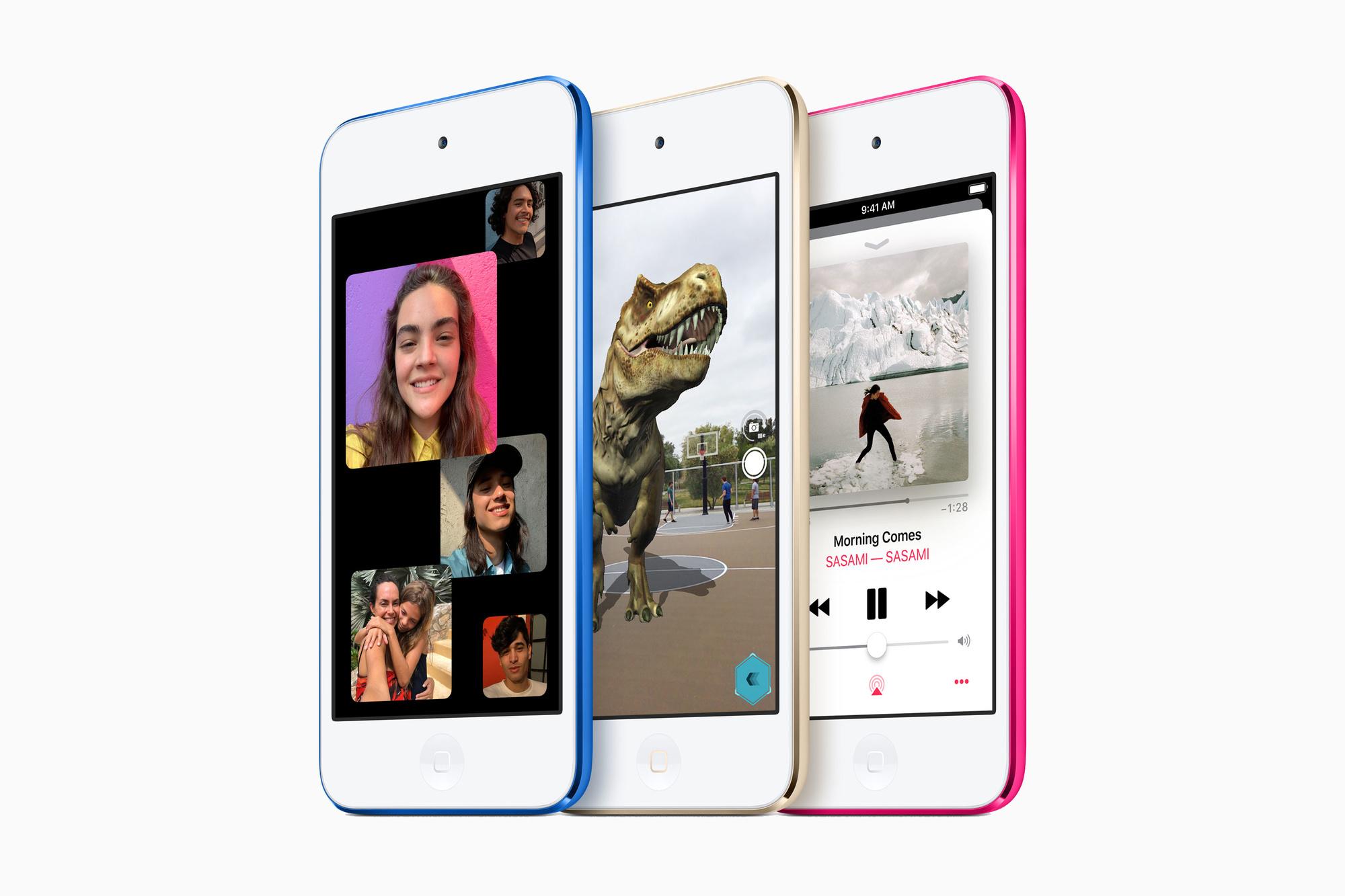 Dit is de nieuwe iPod Touch, Apple