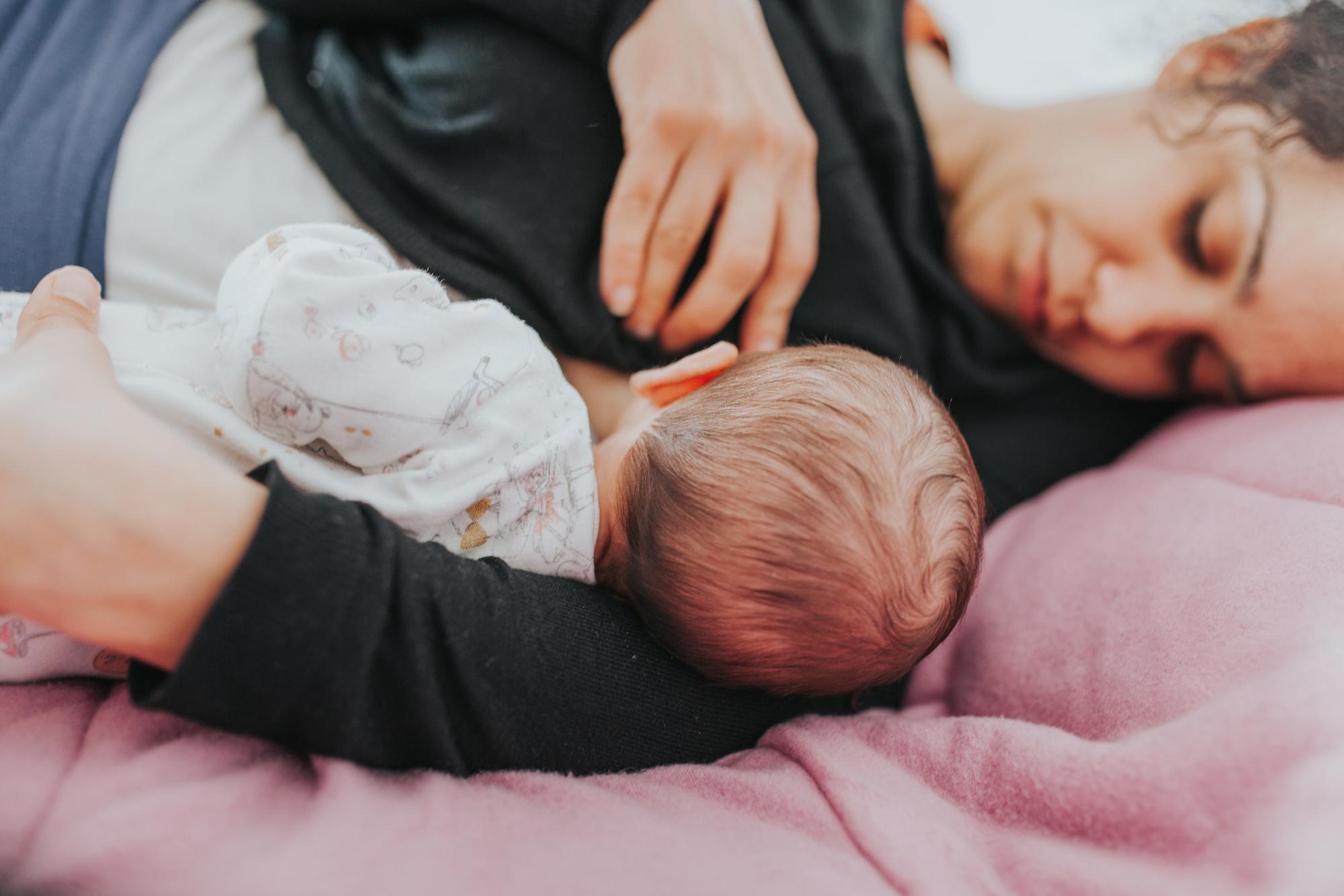 Week van de borstvoeding, Getty