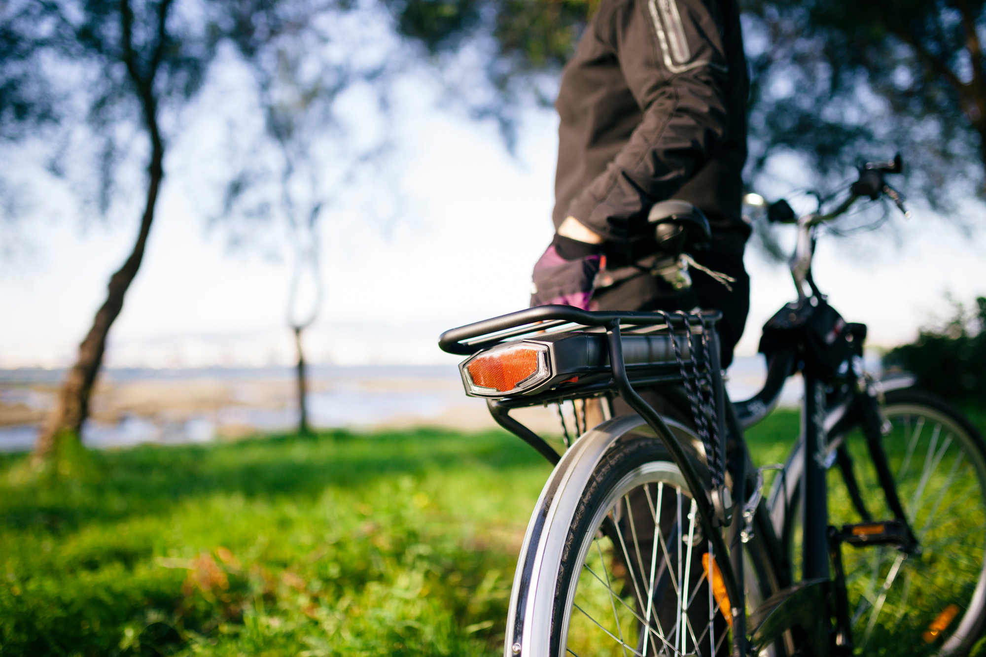 Met de e-bike op vakantie, Getty