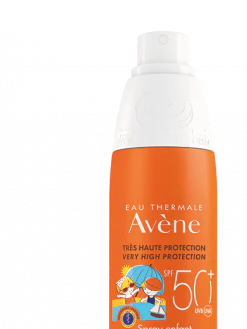 Spray enfant SPF 50 + d'Avene, DR