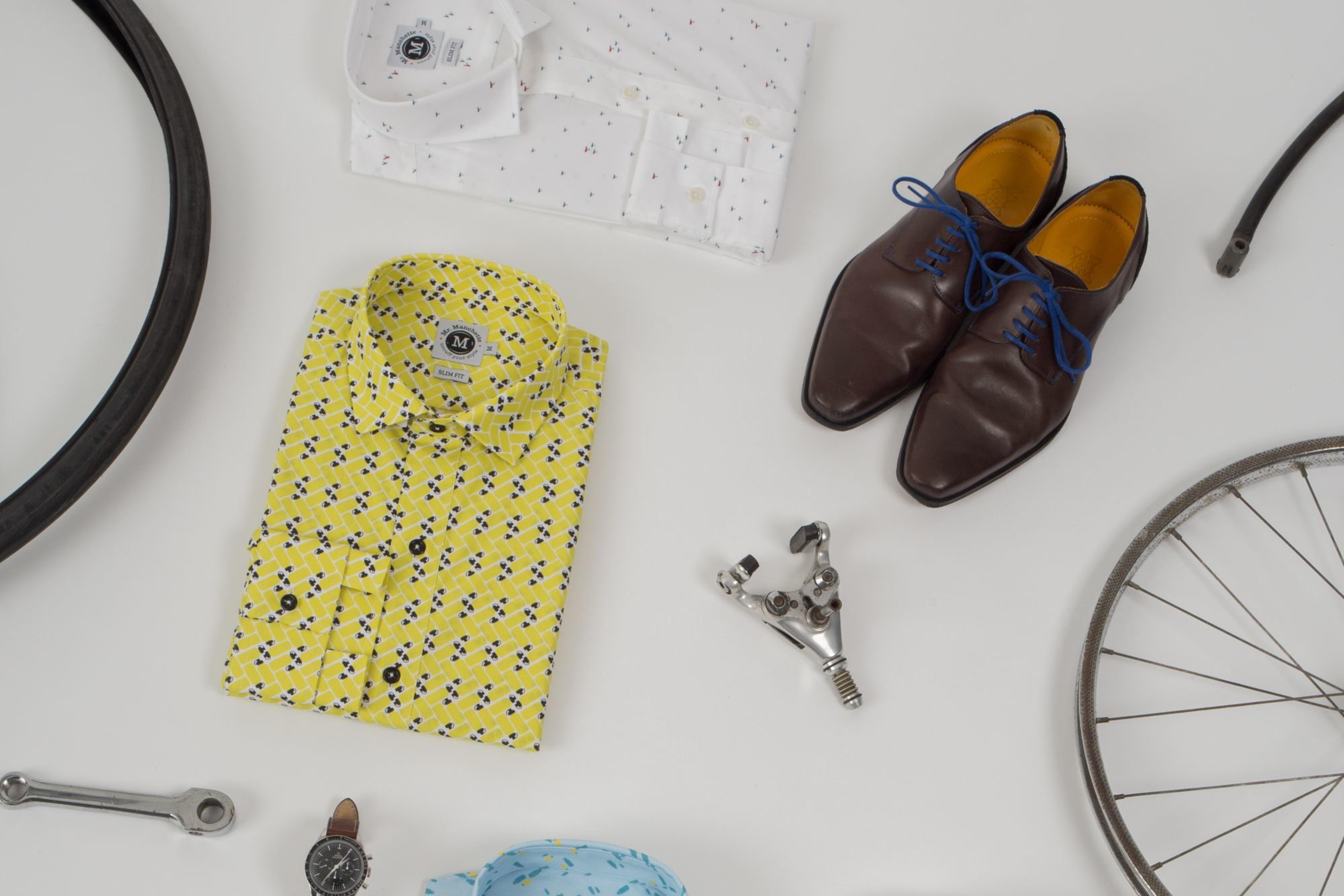 Belgisch modemerk Mr. Manchette heeft duurzame mannenhemden in petto, MM