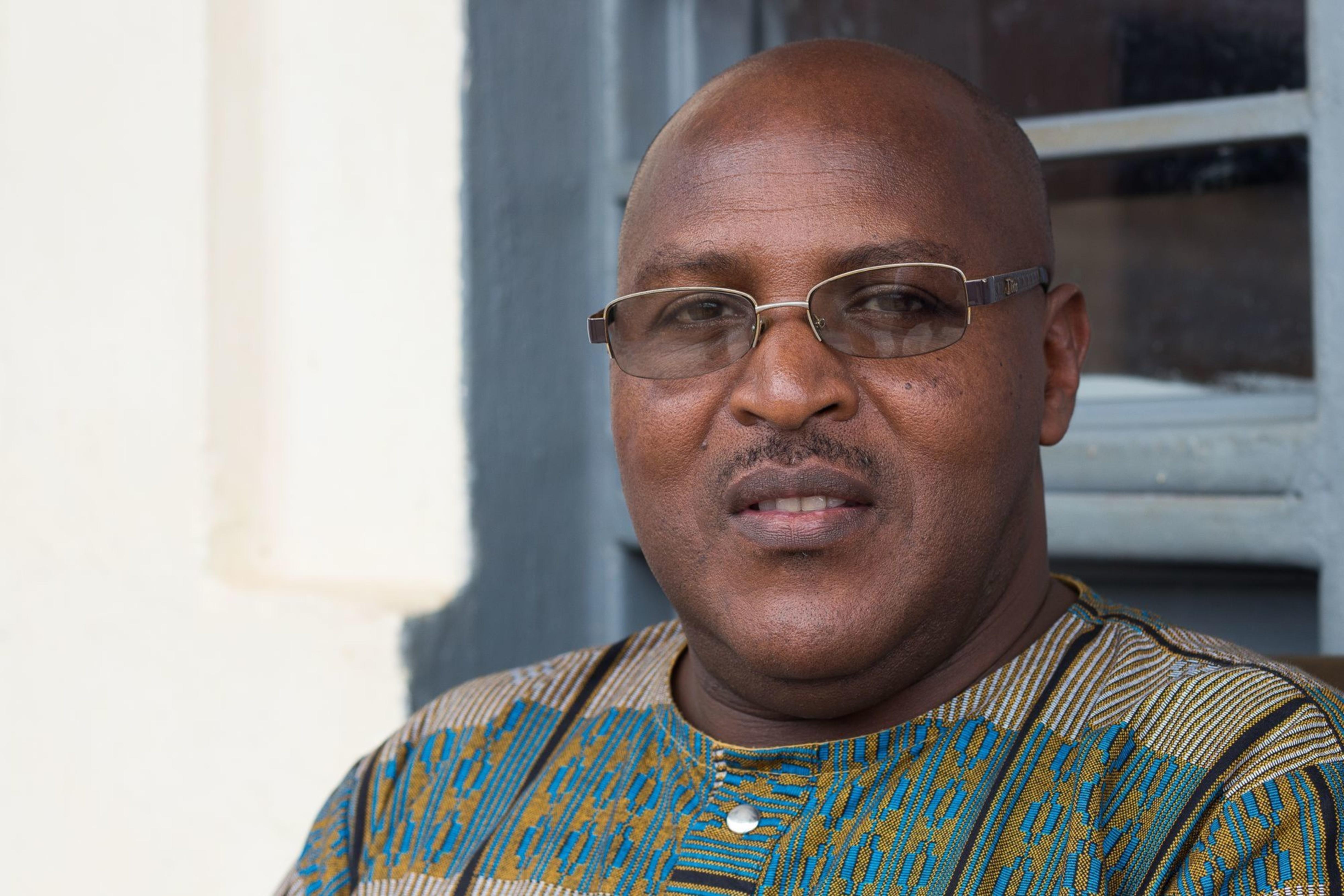"""Charles Karangua: """"Peut-être que dans 25 ans, le Rwanda sera guéri, mais nous n'oublierons jamais"""", Jago Kosolosky"""