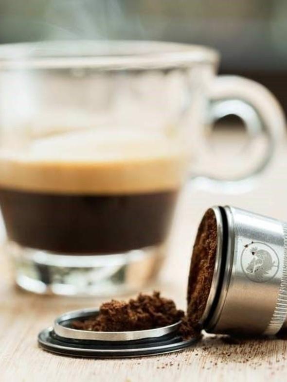 Capsule réutilisable WayCap pour machines Nespresso, WayCap / Kami Basics