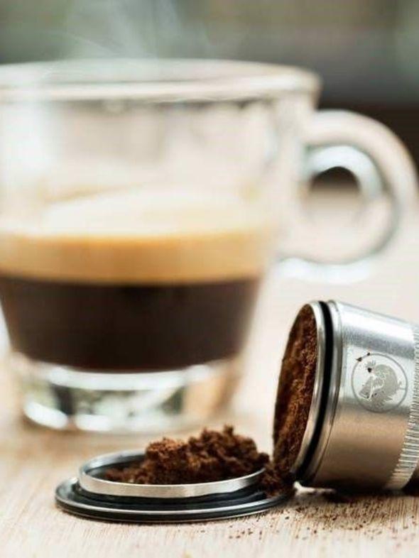 Herbruikbare capsule voor Nespresso, WayCap / Kami Basics