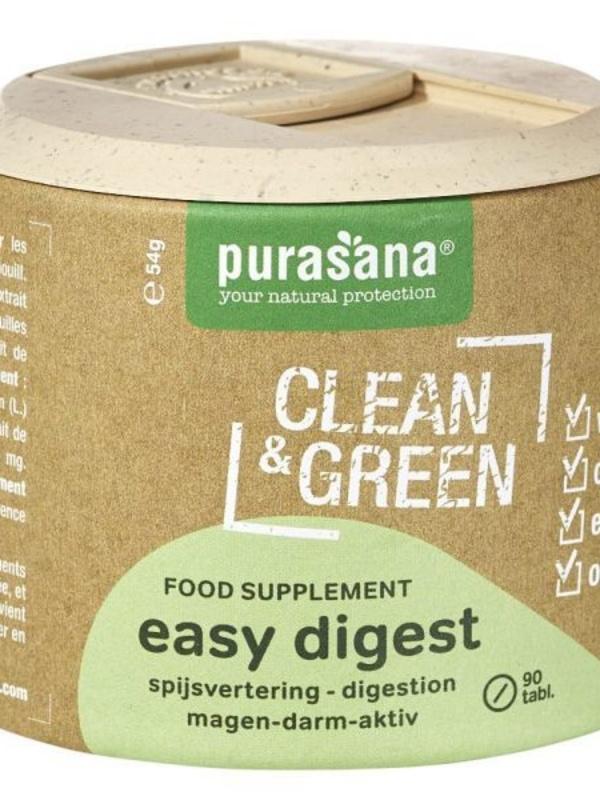 Gamme Clean & Green, de Purasana, DR