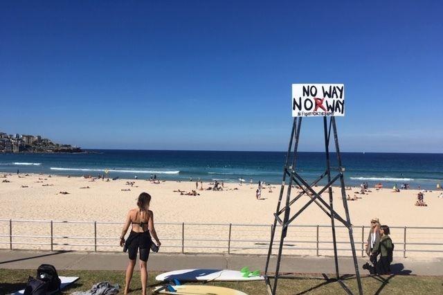 Bondi Beach, AFP