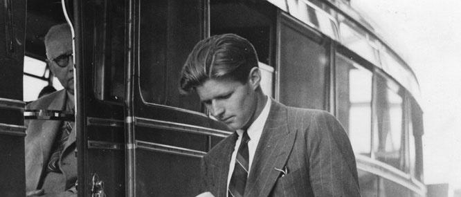 Joseph P. Kennedy Jr, getty