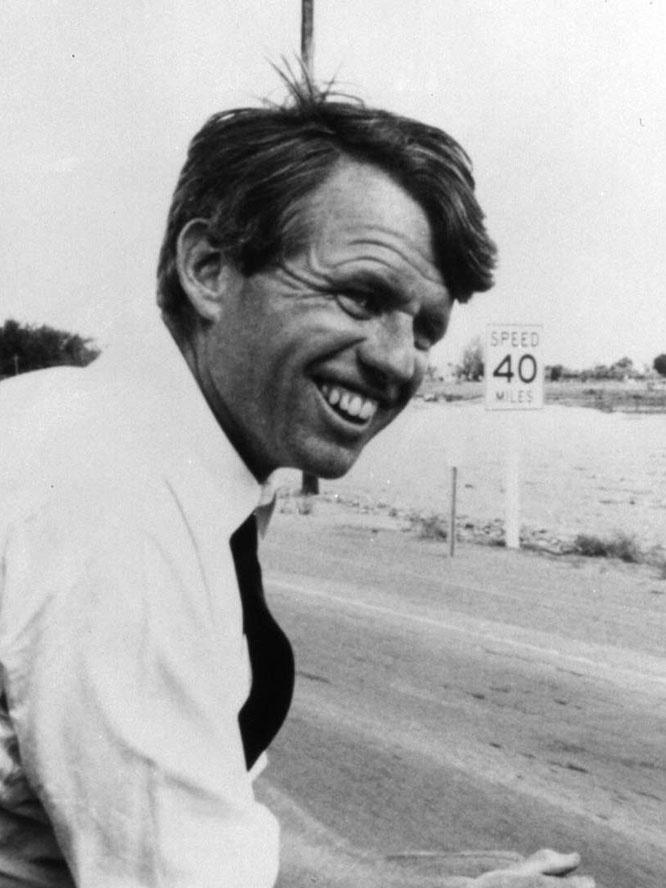 Robert F. Kennedy, Reuters