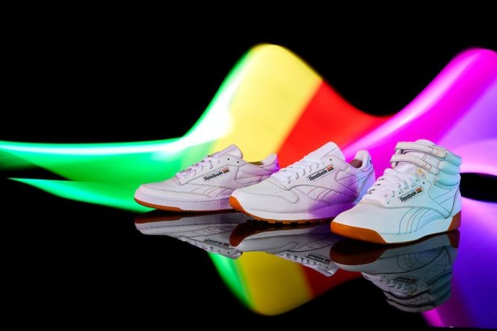 The 2019 Pride Pack van Reebok., Reebok