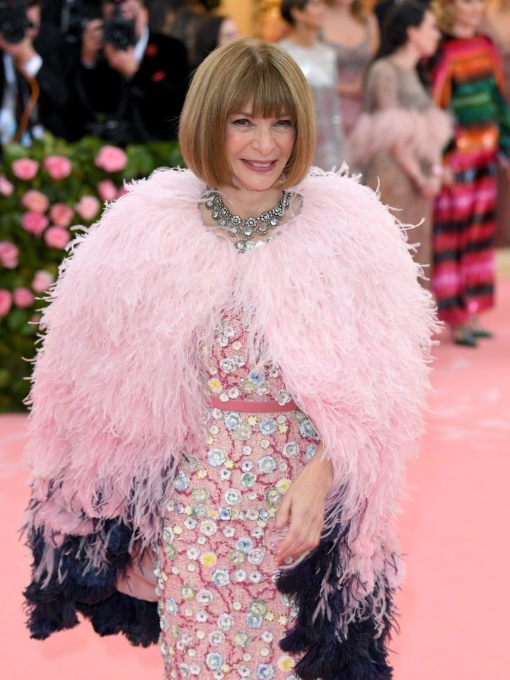 Anna Wintour, Getty