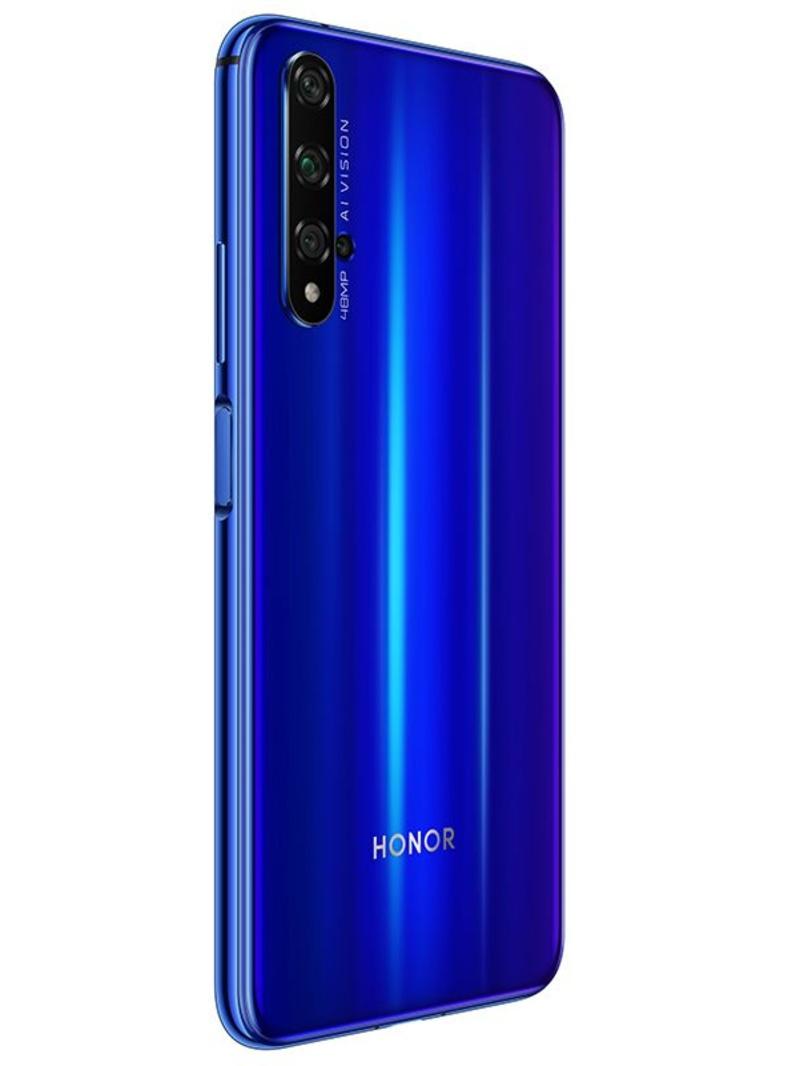De Honor 20 Pro heeft momenteel het grootste diafragma uit de sector, Honor