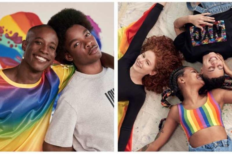 H&Ms 2019 retro-geïnspireerde Pride-collectie., H&M
