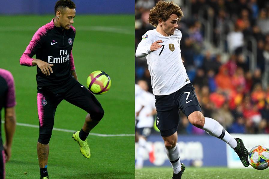 Het bestuur wil zowel Neymar als Griezmann aantrekken. Haalbaar?, belgaimage