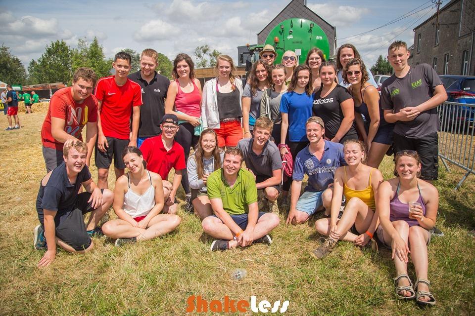 La FJA d'Andenne aux jeux inter-FJA 2019, ShakeLess