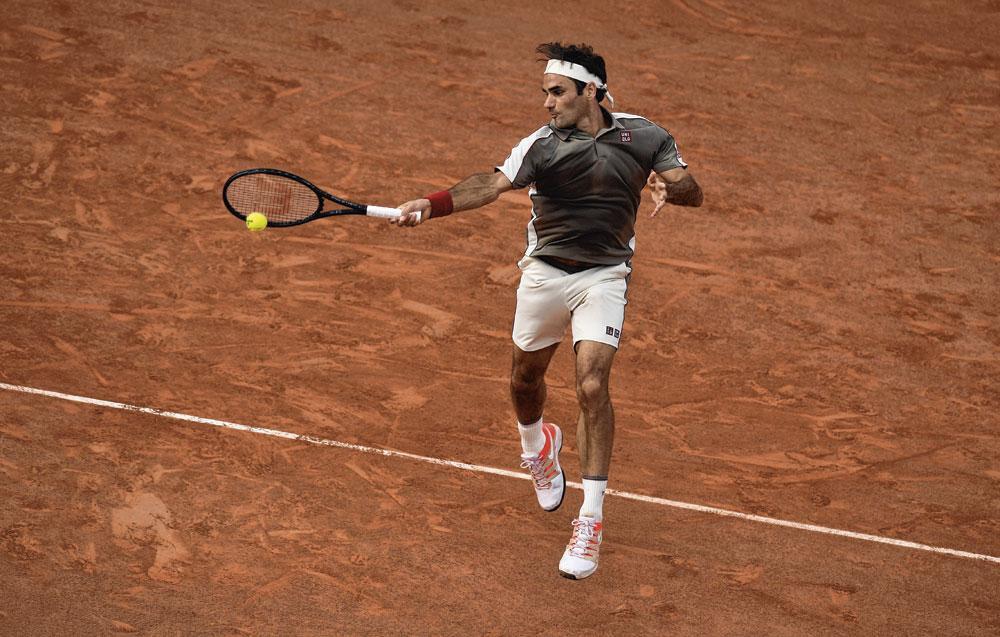 Roger Federer: 'Er is altijd ruimte om nog een beetje beter te worden.', BELGAIMAGE