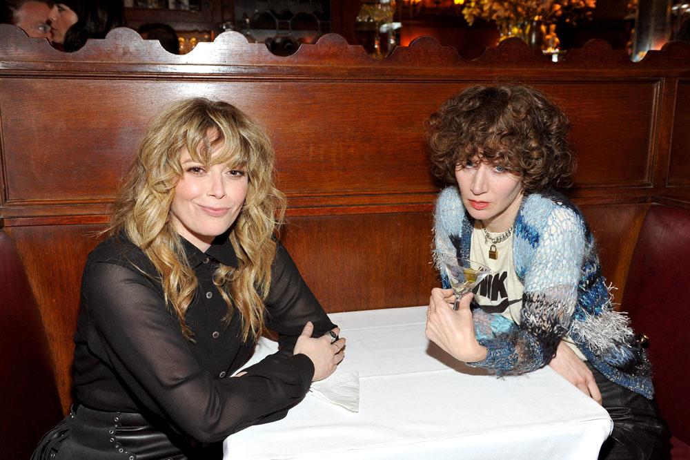 Natasha Lyon et Miranda July, Getty Images