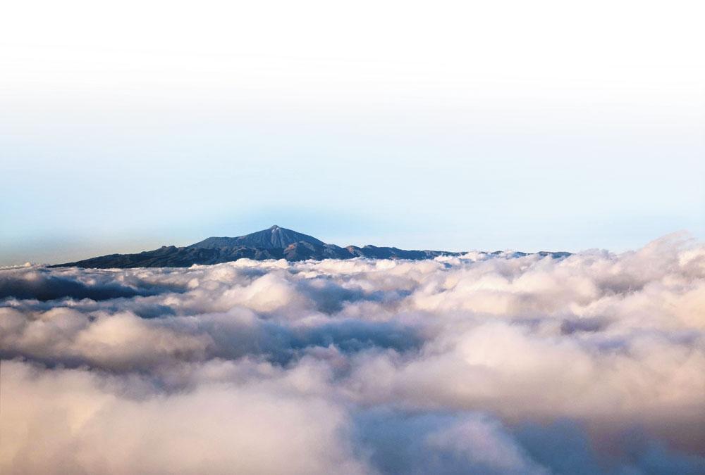 Vue sur le Teide à Tenerife, © Martin Siepmann/imageBROKER