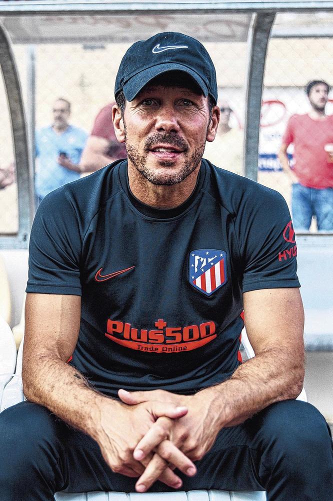 Diego Simeone, EFE