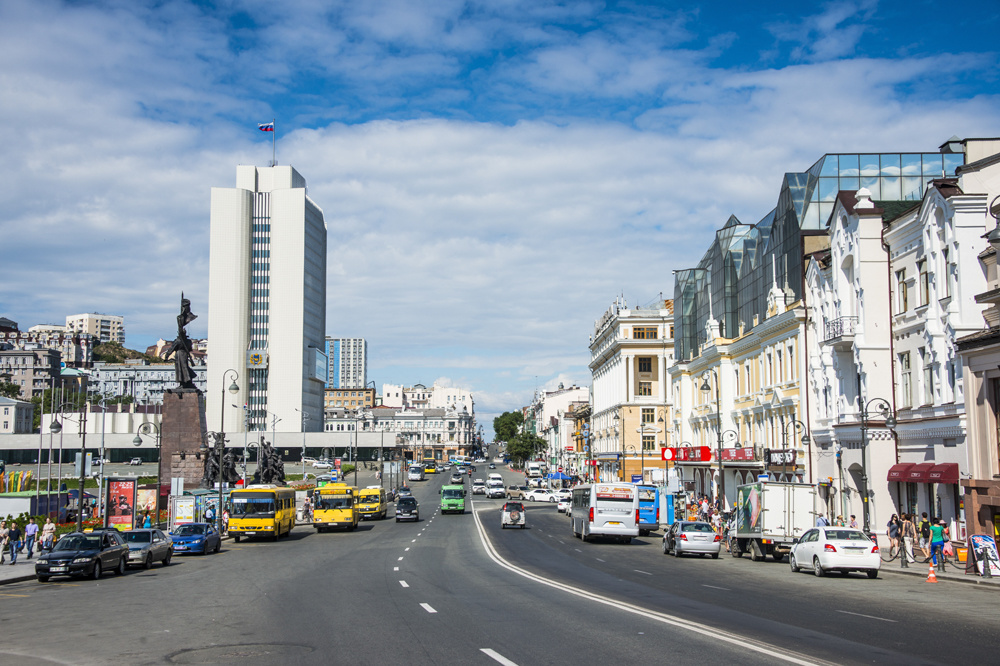 Vladivostok, Getty Images