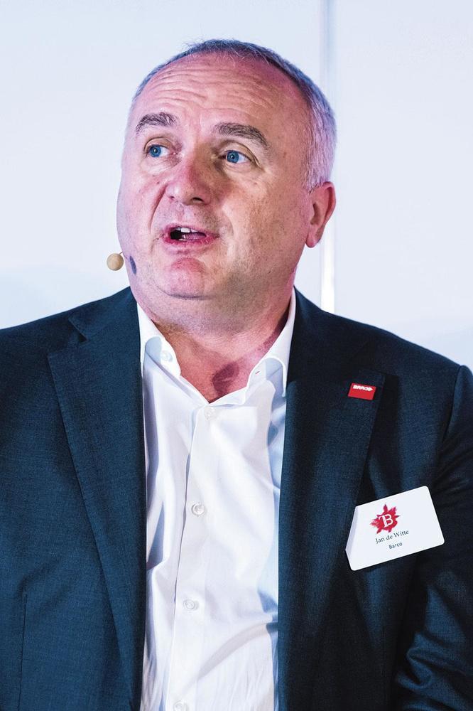 Jan De Witte (Barco), DANN