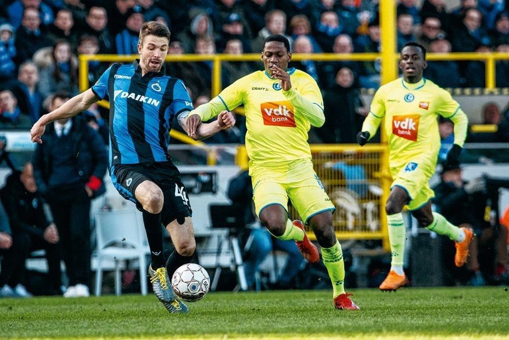 Dimanche 03/02/19 - 14h30 - 24e journée: Club Bruges - AA Gand, BELGAIMAGE