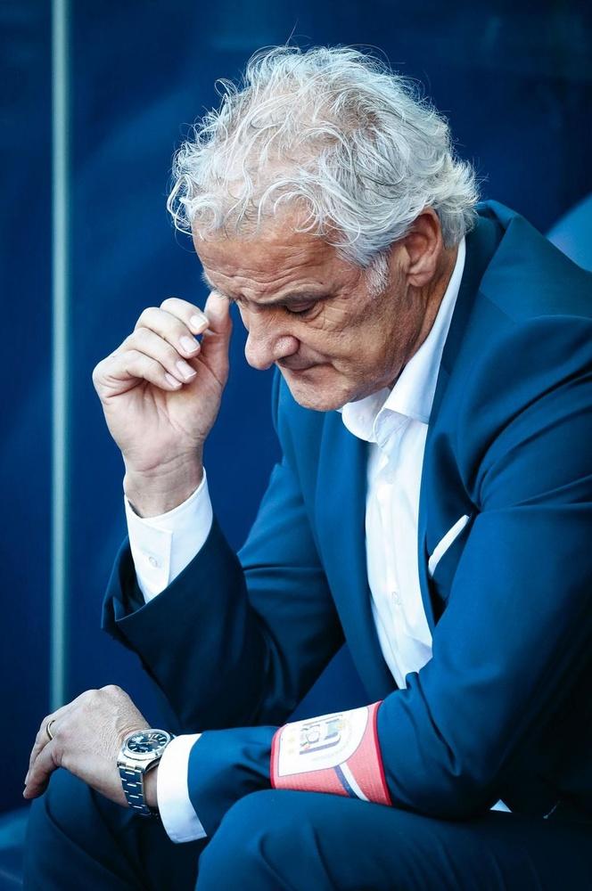 Pour Fred Rutten, il est peut-être l'heure de songer à l'après-Anderlecht., BELGAIMAGE