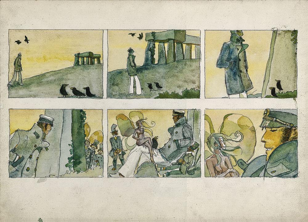 """Résultat de recherche d'images pour """"cong S.A. Corto Maltese photos"""""""