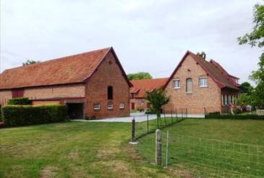 Ieper: Hoeve Foch farm., Agentschap Onroerend Erfgoed